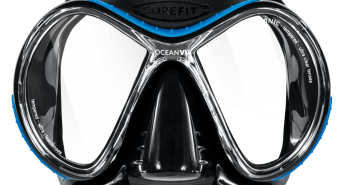 Oceanic introduces the new OceanVu mask with SureFit technology