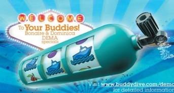 Buddy Dive announce DEMA specials