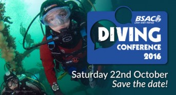 BSAC Diving Conference 2016 Workshops proving a hit