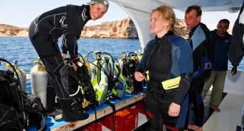 Werner Lau to re-open dive centre in Sharm El Sheikh