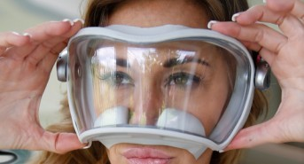 Help bring the revolutionary AAK 180 Diving Mask to market (watch video)