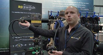 DIVE 2016 REVIEW: Scubaverse talks with Alex Wall from AP Diving (Watch Video)