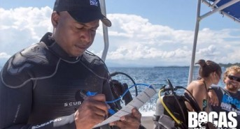 Dive Panama: Scubaverse talks with Eddie from Bocas Dive Center (Watch Video)