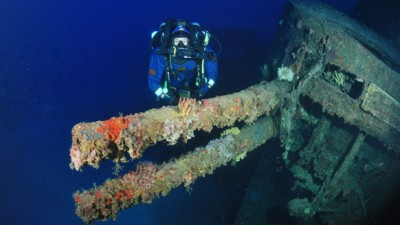 Jack Ingle Announces Technical Diving Malta Wreck Expedition For 2017