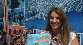 DEMA 2016 Review: Scubaverse talks with Margo from Kids Sea Camp (Watch Video)