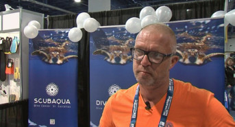 DEMA 2016 Review: Scubaverse talks with Mike from Scubaqua in St. Eustatius (Watch Video)