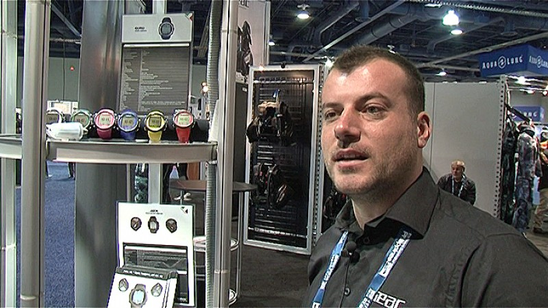 DEMA 2016 Review: Scubaverse talks with Stefano from SEAC (Watch Video)