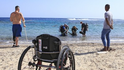 Independent medical study confirms significant health benefits of the Deptherapy Scuba Diving Programme
