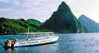 PADI award Green Star Award to Scuba St. Lucia