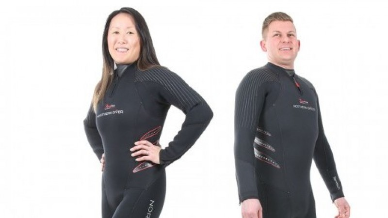 Win a Northern Diver Delta Flex Semi Tech Wetsuit!!!