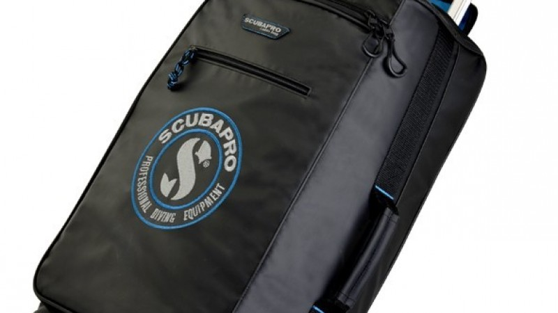 And the Winner of our Scubapro Cabin Bag Competition is….