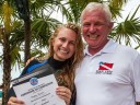 Bikini Biologist Becomes PADI Instructor After Completing IDC in Roatan