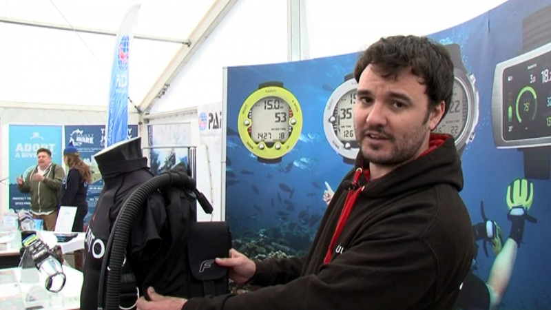 SCUBAFEST CORNWALL 2017: Finnsub Ultralight Wing Showcase (Watch Video)