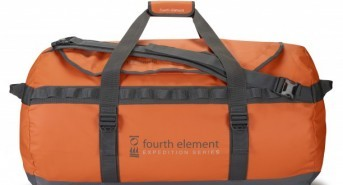 EXCLUSIVE: Win a 120 litre Fourth Element Expedition Duffel Bag (and be the first to have one)!!!