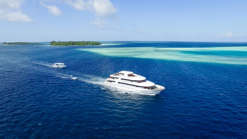 Carpe Diem Maldives launches Dive with a Purpose Marine Expedition