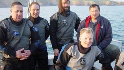 Mark Milburn's Cornish Wreck Ramblings, Part 6: Flotsam, Jetsam and as far as you could see a barrel