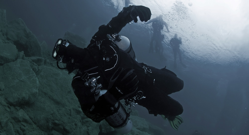 Sidemount Diving - cover