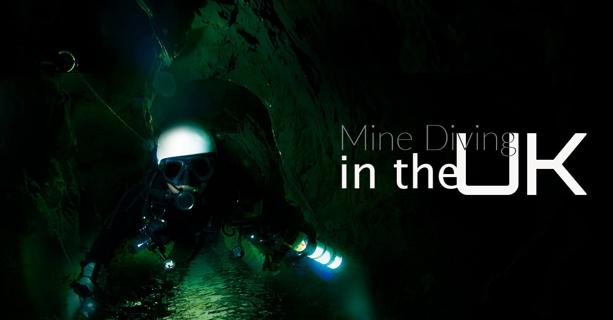 Mine Diving in the UK