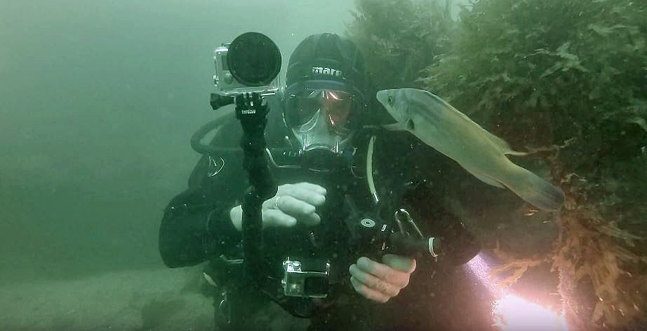 Interview: Luke Pollard, MP for Plymouth, talks to Jeff Goodman about the proposed first UK National Marine Park