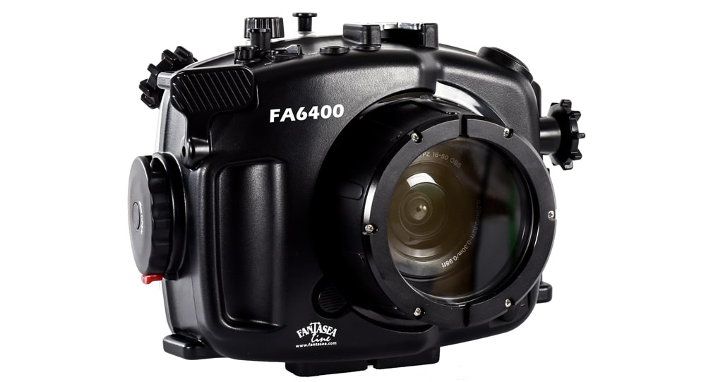 Fantasea Line introduces FA6400 Housing for Sony a6400