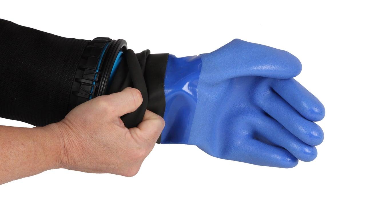 Si Tech announce new Dry Glove Systems for SLÄGGÖ Flex Ring