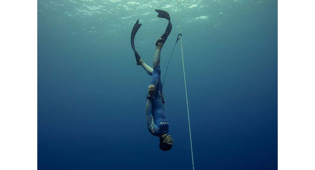 Freediving - cover